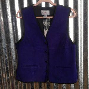 Diane Von Furstenberg vintage 80's 90's vest